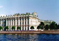 The fifth Summer school of the State Hermitage and the European university.