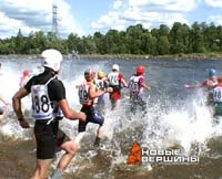 On Friday from settlement Losevo of Leningrad Region the first Russian adventure race will start.