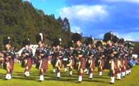 III Festival of Scottish Highlanders' Games