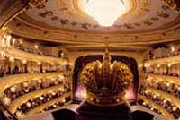 Bolshoy and Mariinsky will substitute each other
