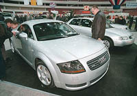 More than 300 companies from 24 countries will take part in the autoexhibition