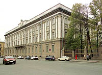 In the State Russian museum the exhibition of Herman Pedit's works is held