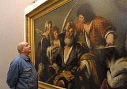 """""""Genoa in the Hermitage.Paintings and Drawings of ХVI-ХVIII centuries"""""""