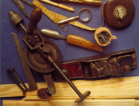 "November, 28 opening of the first in Russia the ""Museum of the tool"" will be carried out"