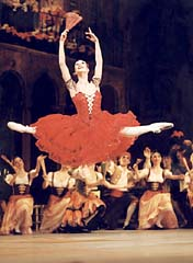 Outstanding ballerina Natalya Dudinskaya passes away in St. Petersburg