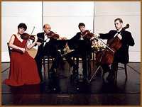St. Petersburg String Quartet Coming to Logan, SLC