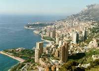 Monaco will hold two exhibits, dedicated to St. Petersburg's 300th anniversary