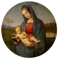 "Italy will restore Rafael's ""Madonna Connestabile"" from the Hermitage collection"