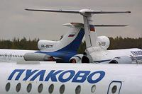 New route from Pulkovo aircompany