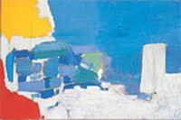 Nicolas de Stael: Mediteranee, 1954