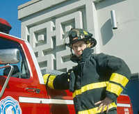A fire fighting competition is to take place in Saint Petersburg.
