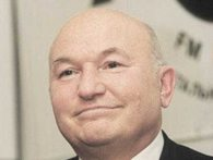 Mayor of Moscow Yuri Luzhkov
