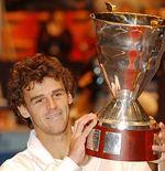 Gustavo Kuerten won St.Petersburg Open