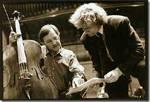 David Geringas, the famous German cellist
