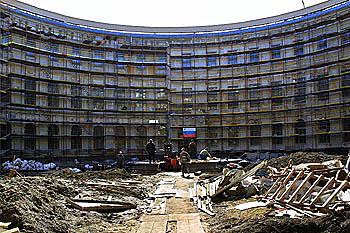 Germany to Help Update Saint Petersburg Housing