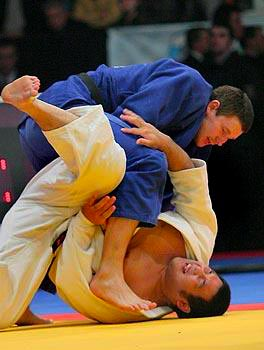 Eight teams participate in RF President's Fourth Judo Cup