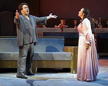 Mariinsky theatre's first premiere