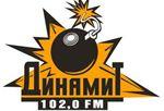 """Dinamit-FM"" logo"