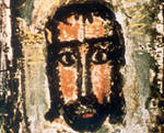 The Holy Face (1933), a masterpiece of Georges Rouault