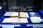 Exhibition of books from the museum's Research Library