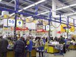 Lenta supermarket chain increases nonfood stock