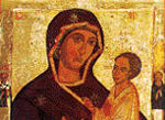 Tikhvin God's Mother icon