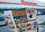 'Ramstor' starts in Saint-Petersburg
