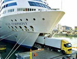 'Silja Line' changes ferryboat cruisers