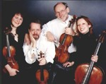 Britain's Fitzwilliam Quartet