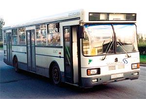 Municipal public transport
