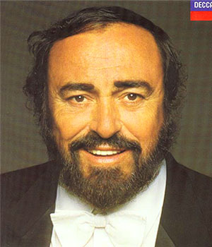 Pavarotti in Ice Palace