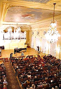 World-class Competition in Russia's Great Conservatories