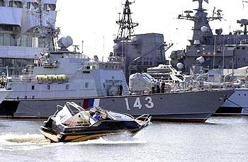 International Naval Show