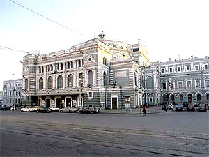 Bolshoi Theater Reconstruction Planned.