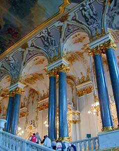 "III international festival ""Musical Hermitage"" ""Mozart XXI"" was held Hermitage museum"