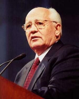 Mikhael_Gorbachev