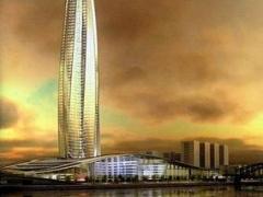 Gazprom Tower