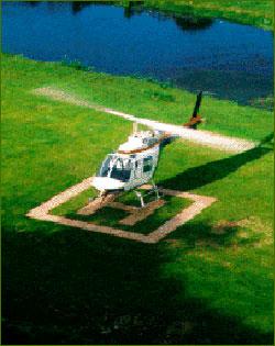 heliport
