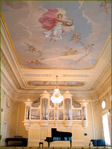 The St. Petersburg Conservatory