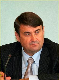 Russian Transport Minister Igor Levitin