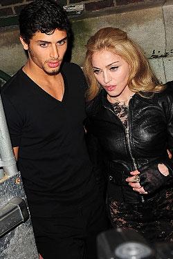 Madonna & Jesus