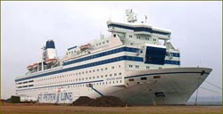 Princess Maria ferry boat