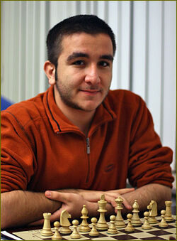 GM Eltaj Safarli of Azerbaijan