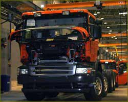 Scania opens delivery centre in St Petersburg