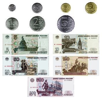 Russian Money Usefull Guides For Tourists In St Petersburg