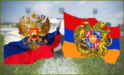UEFA EURO 2012 Russia-Armenia