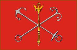 Flag of St. Petersburg