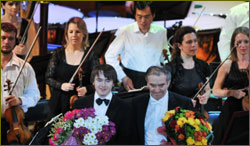 Russia's Trifonov takes Tchaikovsky first prize
