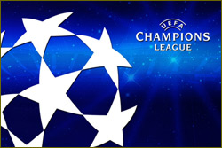 The CHAMPIONS LEAGUE and UEFA