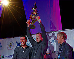 Will Tiller Crowned Sails Of White Nights Champion